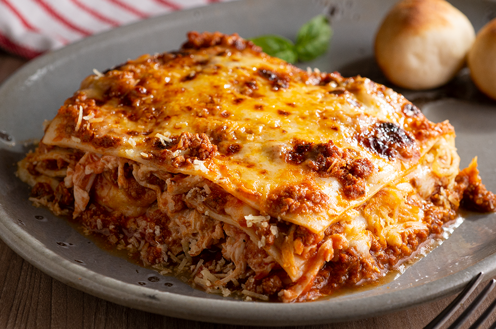 Lunch Time Lasagna